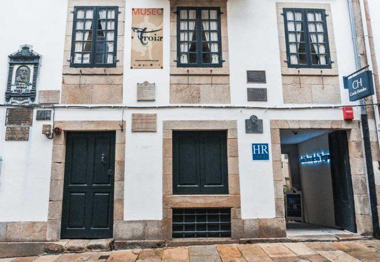 Casa de Troya, Santiago de Compostela
