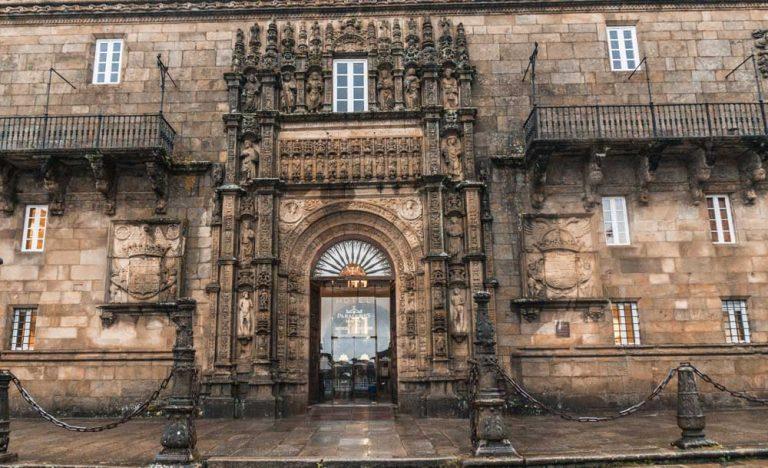 Hostal do Reis Católicos, Santiago de Compostela