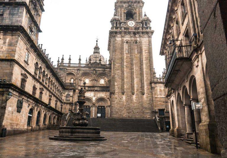 Plaza de las Platerías, Santiago de Compostela