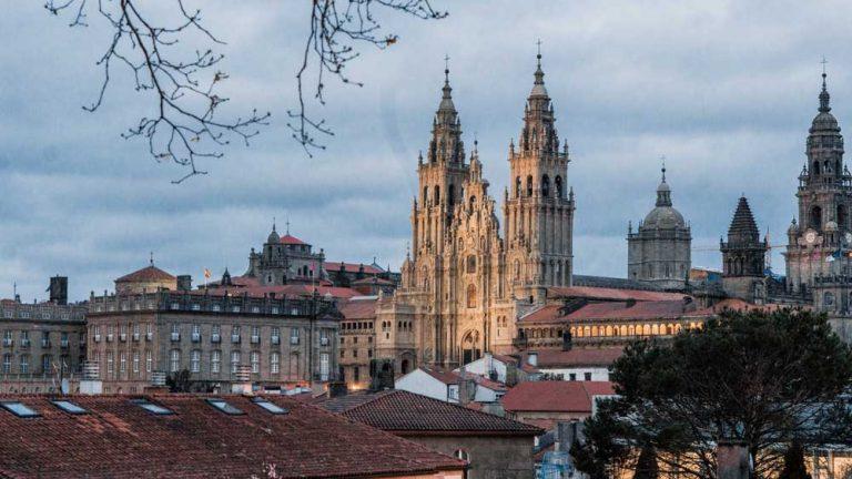 Parque Alameda, Santiago de Compostela
