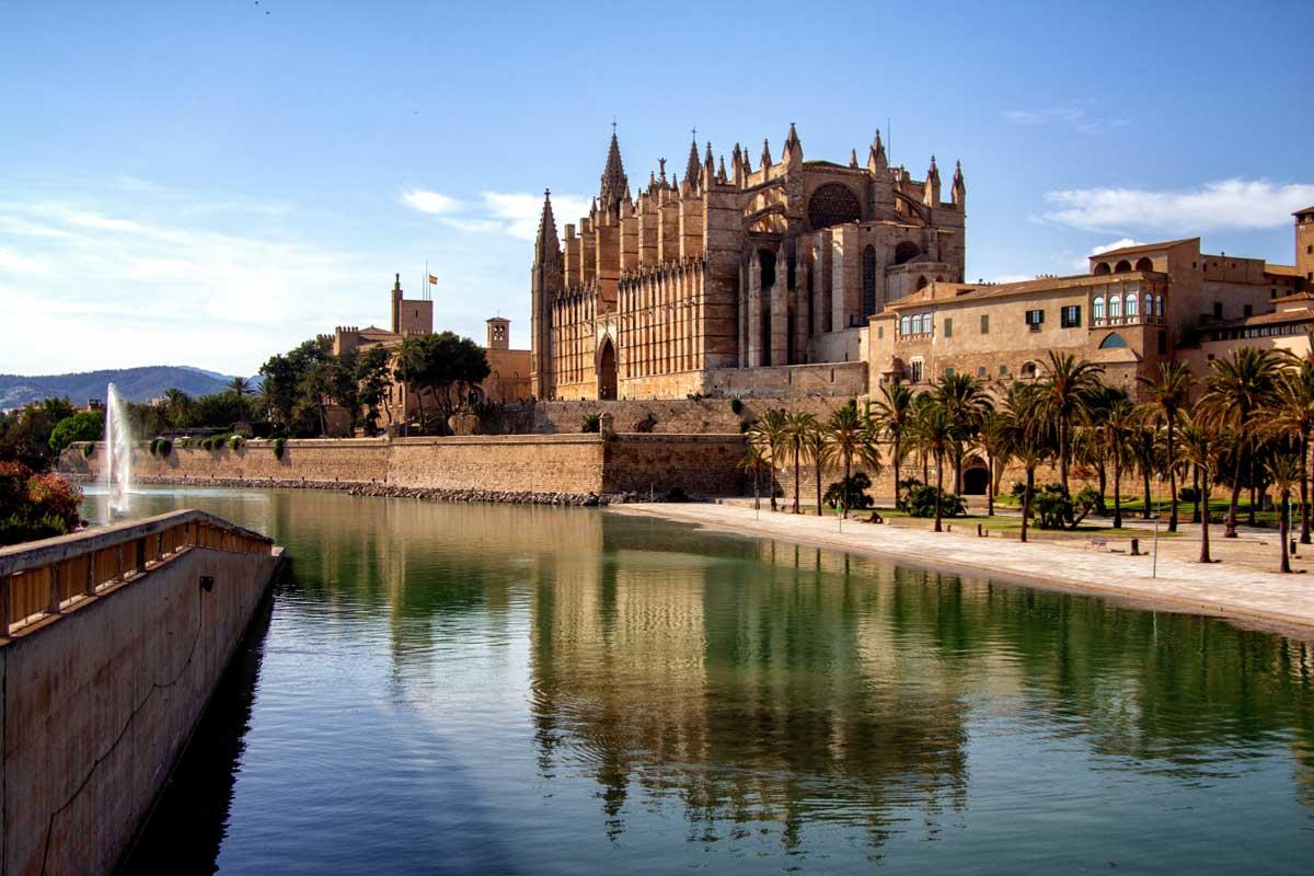 Palma de Mallorca - Catedral