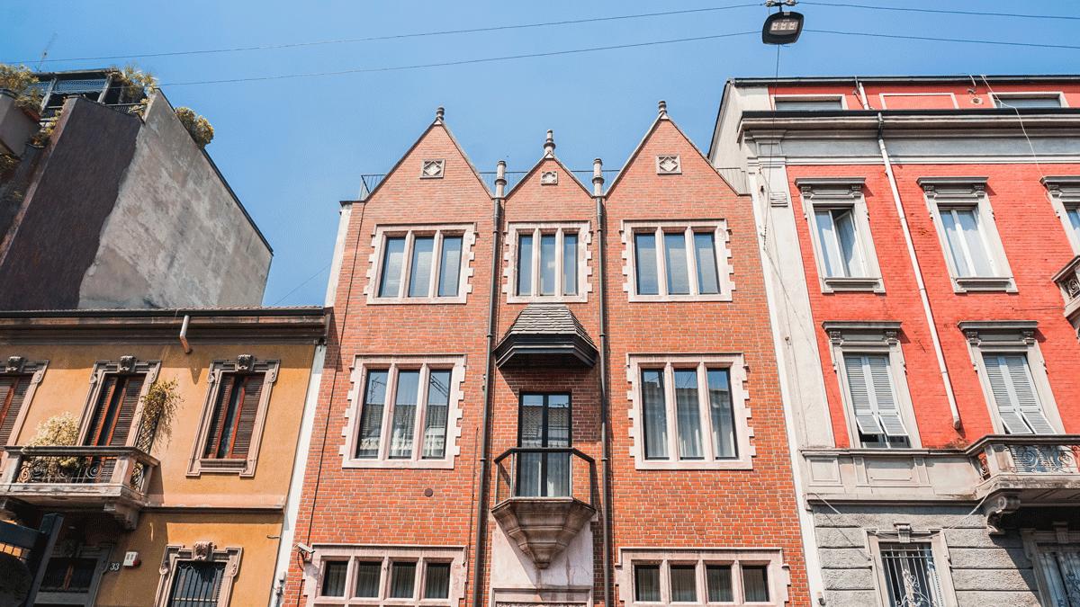Casa 770 Milán