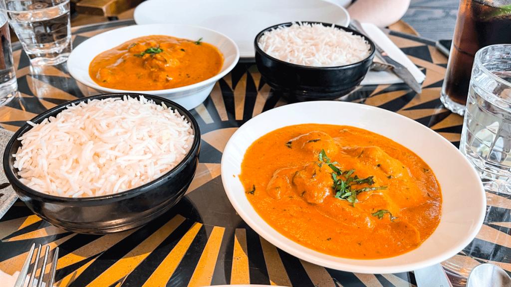 Masala Zone, restaurante indio Londres