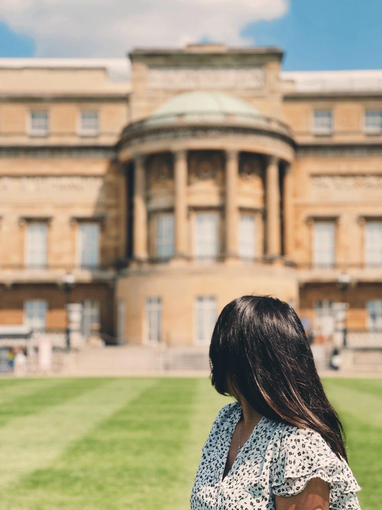 Picnic Palacio de Buckingham