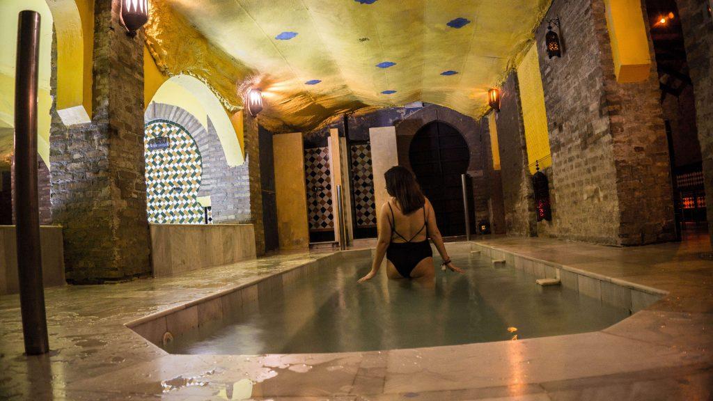 Baños Arabes Aljibe Granada | Granada A Traves Del Agua Mi Experiencia En El Aljibe San Miguel