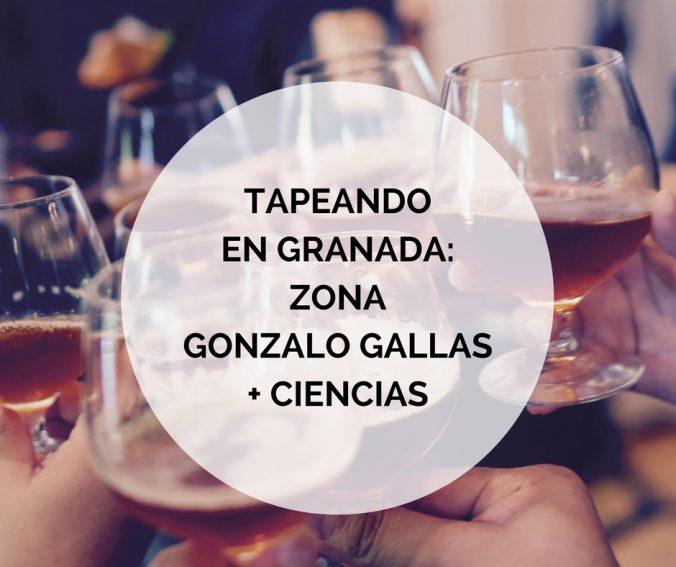 tapeando Granada: Gonzalo Gallas y Facultad de Ciencias