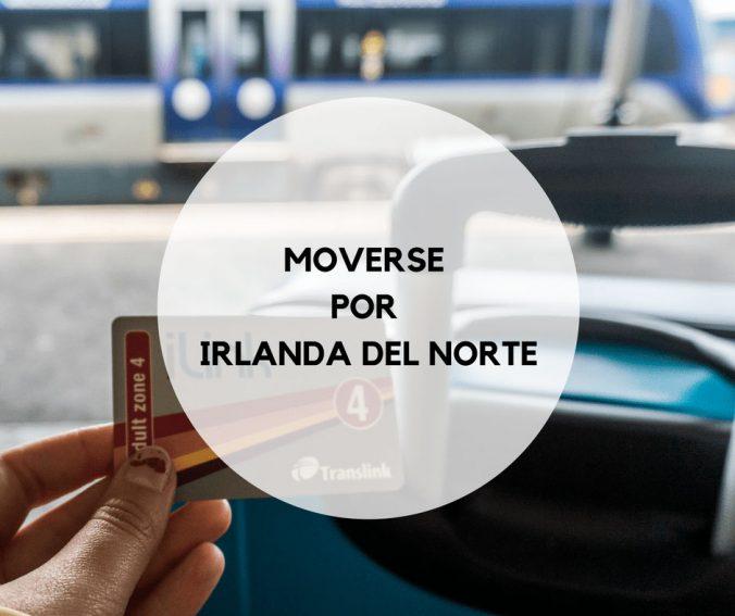 Moverse por Irlanda del Norte