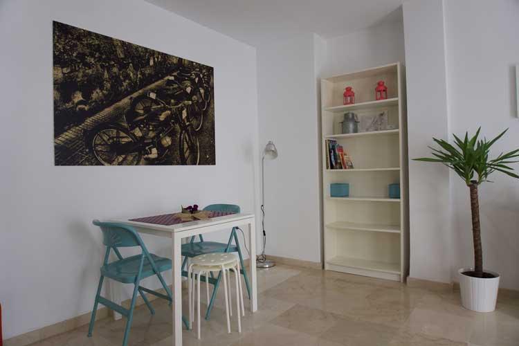 donde dormir en Málaga