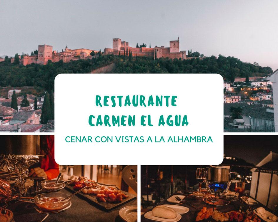 Restaurante Carmen El Agua
