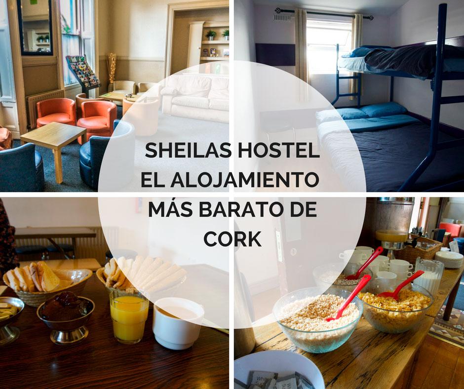Sheilas Hostel: alojamiento barato Cork