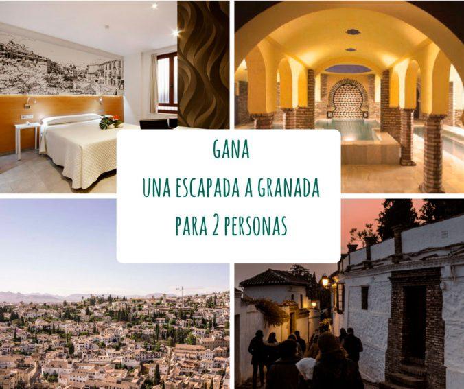 Concurso Viaje a Granada