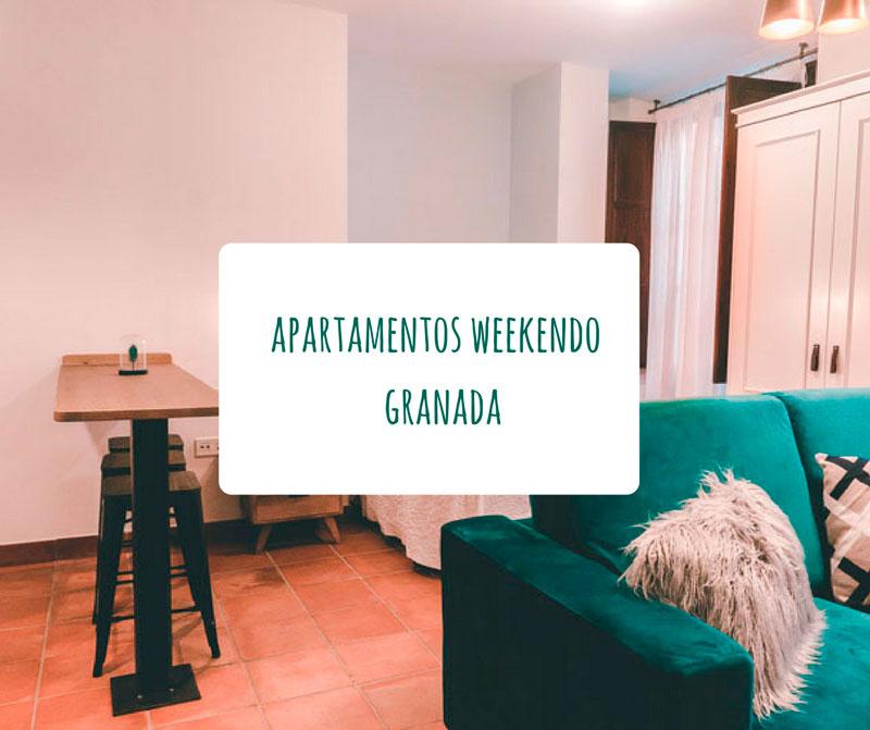Apartamentos Weekendo Granada